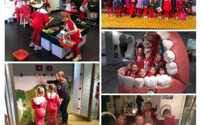 Eureka! A trip out for Oldham Rainbows & Brownies